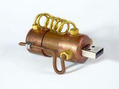 Handmade Steampunk Usb Flash Drive #UnbrandedGeneric