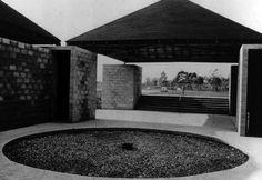 Louis Kahn, Trenton Bath House, 1949-1959, Trenton, NJ