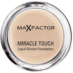 Max Factor Miracle Touch Liquid Illusion Make-Up g b9475fcaddbe7