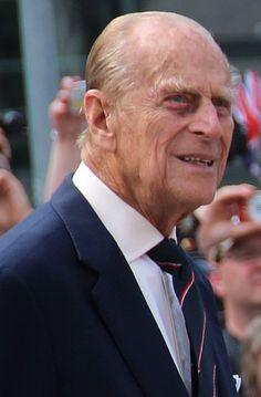 Prince Philip, Duke of Edinburgh - Wikipedia Princess Alice, Princess Elizabeth, Queen Elizabeth Ii, Prince Andrew, Prince Edward, Windsor, Prinz Philip, Old Prince, Queen Ii