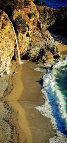Big Sur State Park, California