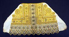 Cap.  Date: 1875. Culture: Slovak.