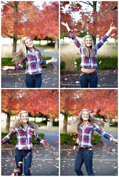 Oh I love the fall! Not really the cold but the trees are so pretty! If only it could be 75 degrees it would be perfect! A few weeks ago I went out with the beautiful Miss Miranda for some senior pictures. This was the longest session I have ever had because we were all just having a…