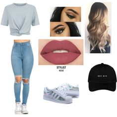 A fashion look from August 2016 by niallerbemine featuring T By Alexander Wang…