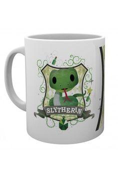 Harry Potter Slytherin Paint Mug