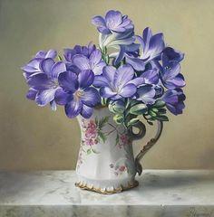 Flower Masterpiece by Pieter Wagemans