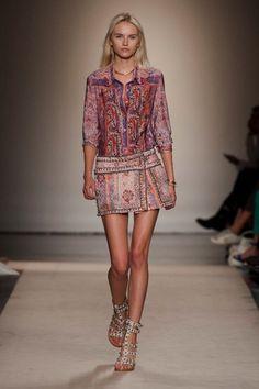 [No.20/43] ISABEL MARANT 2013 S/S | Fashionsnap.com