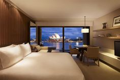 Park Hyatt Sydney perfectly personifies contemporary harborside luxury with its coveted location between the iconic Sydney Opera House and Harbor Bridge. Truly feel like a VIP when you book with Travel with Terra and get these Exclusive Terra Perks **Full Breakfast for two daily in The Dining Room.  $100AUD Spa credit, once during stay (Applicable only towards treatments and not products or merchandise) & Bottle of Australian Wine on arrival**