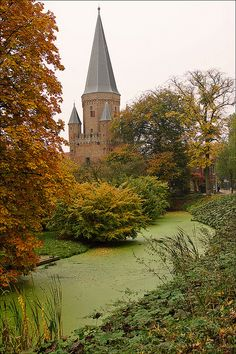 Tower in Fall by Foto Martien, via Flickr