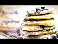 Placuszki jogurtowe z owocami   Ugotowani.tv HD - YouTube