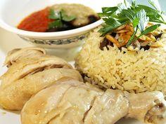 Cơm gà Hải Nam là một món ăn có nguồn gốc từ Trung Quốc và là một món ăn phổ biến trong ẩm thực Hải Nam, ẩm thực Malaysia và ẩm thực Singapore.
