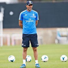Zidane to manage Castilla in the 2014/2015 season / Zidane dirigirá al Castilla la temporada 2014/2015 #Zizou #realmadrid #halamadrid #lafábrica