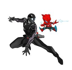 Spiderman Art, Amazing Spiderman, Game Character Design, Comic Character, Marvel Vs, Marvel Heroes, Dan Mora, Superhero Characters, Superhero Design