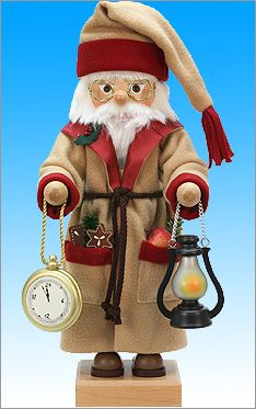Father Time Nutcracker