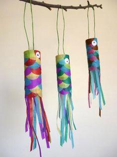 Créez de superbes koinobori avec l'atelier du mercredi de…