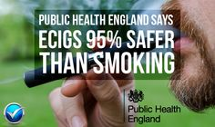 ecigs are safer than cigarettes