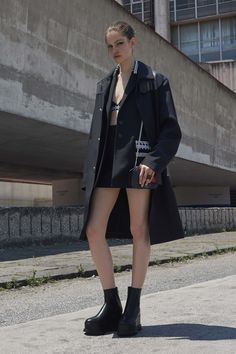 Givenchy | Cruise/Resort 2017 Collection via Designer Riccardo Tisci | Modeled by ? | June 9, 2016; Paris