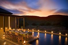 Kwandwe Private Game Reserve. Quote & Book: http://www.south-african-hotels.com/