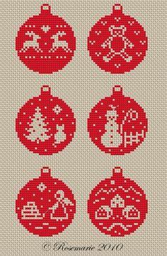 (111) Gallery.ru / Rosemarie продолжает радовать нас шариками - Новый год и Рождество_1/freebies - Jozephina