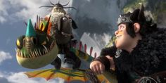 Stop Everything And Watch The First 5 Minutes Of 'How To Train Your Dragon 2'