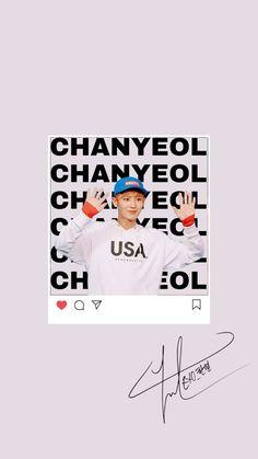 Park Chanyeol Exo, Kyungsoo, Exo Cartoon, Exo Stickers, Exo Merch, Exo Group, Exo Lockscreen, Kim Minseok, Exo Members