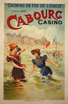 Deci-Delà - heerlijkvintage: Via: french-vintage-posters.fr
