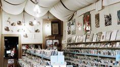 Shop Front - Monocle Magazine / Issue 1
