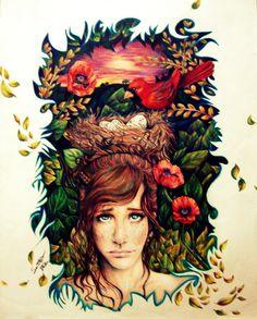 Bird's Nest by Samantha Miller
