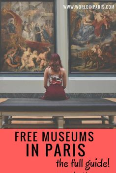 Check our full guide of Free Museums in Paris (Paris for free) and enjoy one of the best things to do in Paris, especially if you travel on a budget.
