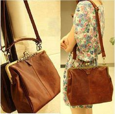Old Western Style Women's Bag