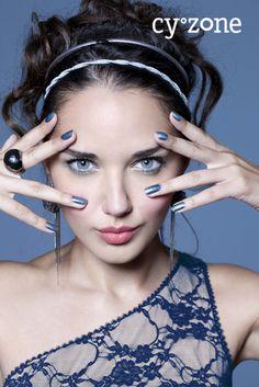 Resalta esa mirada seductora y cautivante. www.cyzone.com