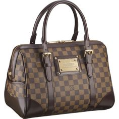 Shop Shoulder Bags And Totes Damier Ebene Canvas Louis Vuitton Berkeley Brown On Sale Louis Vuitton Damier, Louis Vuitton Taschen, Louis Vuitton Handbags, Louis Vuitton Speedy Bag, Lv Handbags, Handbags Online, College Girl Fashion, Vuitton Bag, Fashion Heels