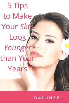 Age is just number!! #naturalskincare #antiaging #skin #DIYbeauty https://www.pinterest.com/simplyrapunzel/