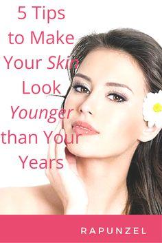 Age is just number!! #naturalskincare #antiaging #skin #DIYbeauty https://www.pinterest.com/simplyrapunzel/