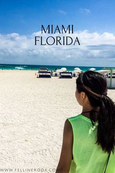 Miami, Florida has tons of attractions that any tourists should explore. This is a short itinerary that will hopefully give you ideas on where to visit. #TravelDestinationsUsaNortheast