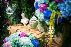 曼可瑞尔婚礼 户外婚礼作品 花园-真实婚礼案例-曼可瑞尔婚礼作品-喜结网