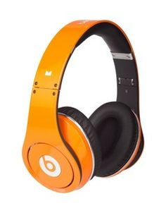 Auriculares supra Monster Studio naranjas  $299