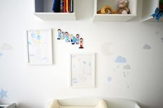 babyroom with some DIY tips from www.enjobban.com
