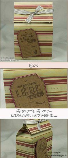 Birgit's Blog - Box