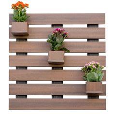 Compre Floreira Vertical In Brasil 75cmx75cm Itaúba em até 10x s