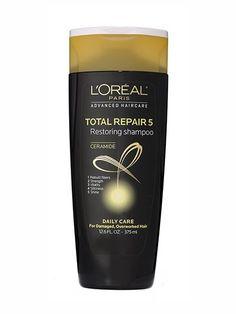 Agree! This shampoo really improved the texture of my hair! - Manda / L'Oreal Paris Advanced Haircare Total Repair 5 Restoring Shampoo