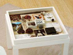 Memory box tabletop | Sunset