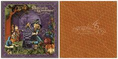 1- Hallowe'en in Wonderland signature page from this brand new Deluxe…