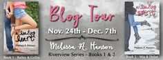 Riverview Series by Melissa A. Hanson BLOG TOUR