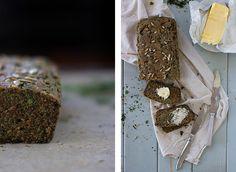 jessica cox   kale, sundried tomato & herb loaf #glutenfree #vegan