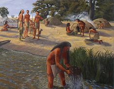 Archaic Indians - Richmond Road Run