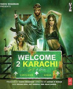 Welcome To Karachi (2015) Hindi Full Movie