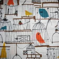 bird fabric - Google Search