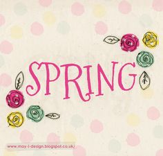 Spring into design day 24  http://may-i-design.blogspot.co.uk/2015/03/spring-into-design-day-twenty-four.html