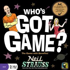 A new party game by Neil Strauss.